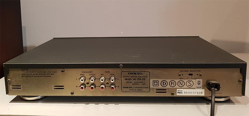 Onkyo EQ-25