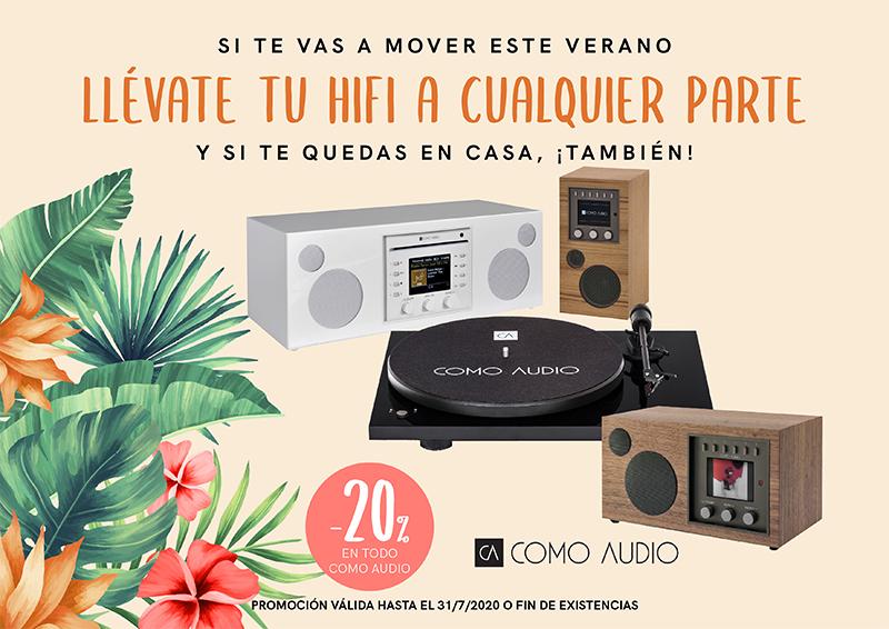 Promoción Como Audio - Julio 2020