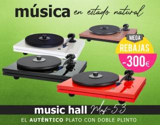 Promoción Music Hall MMF-5.3