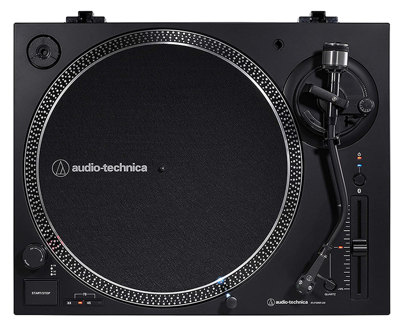 Audio-Technica AT-LP120XBTBK
