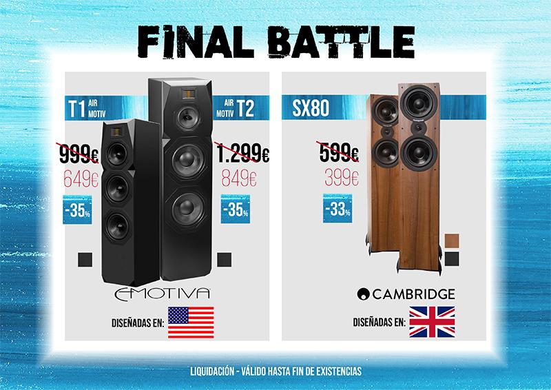 Promo Final Battle