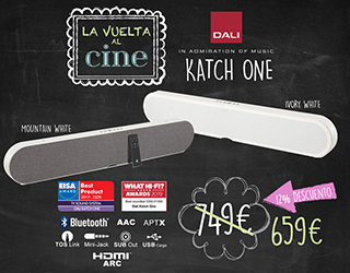 Promo Dali Katch One