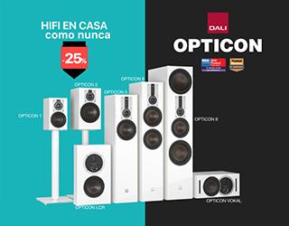 Promoción Dali Opticon