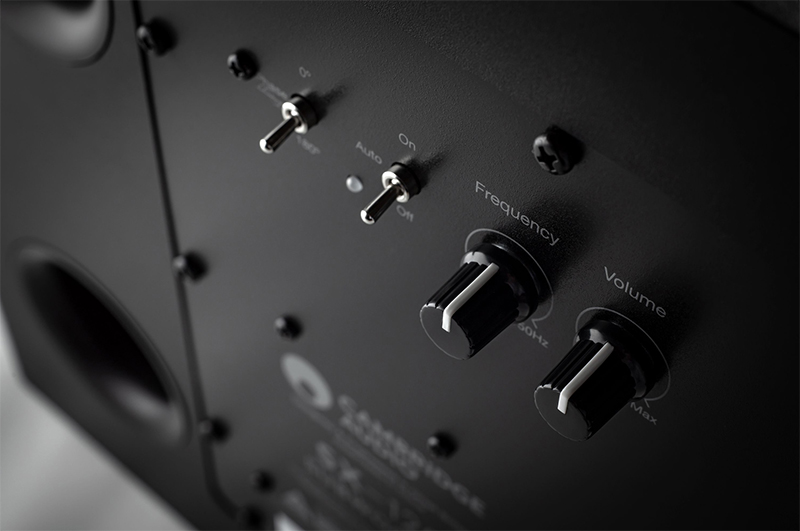 Cambridge Audio SX120 v2