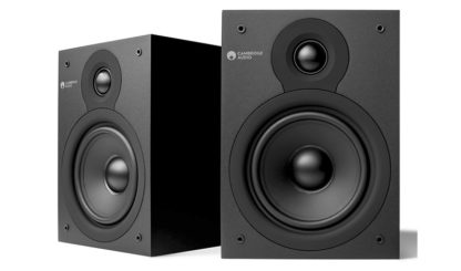 Cambridge Audio SX50 Matt Black
