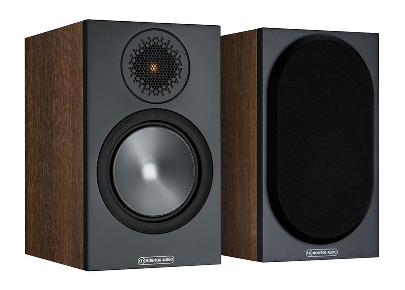 Monitor Audio Bronze 50 Nogal