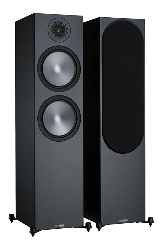Monitor Audio Bronze 500 Black