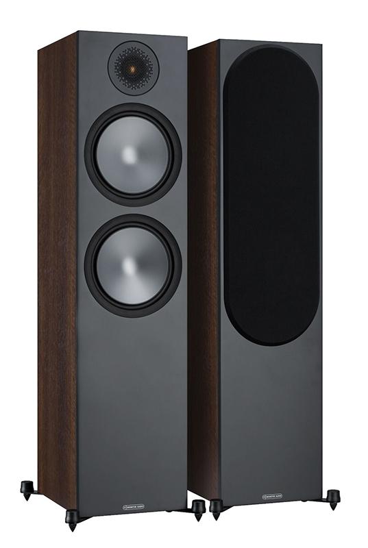 Monitor Audio Bronze 500 Nogal