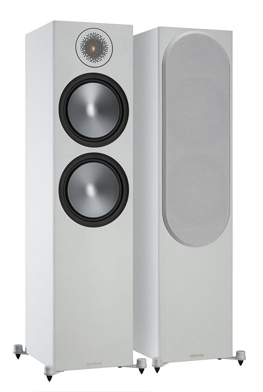 Monitor Audio Bronze 500 White