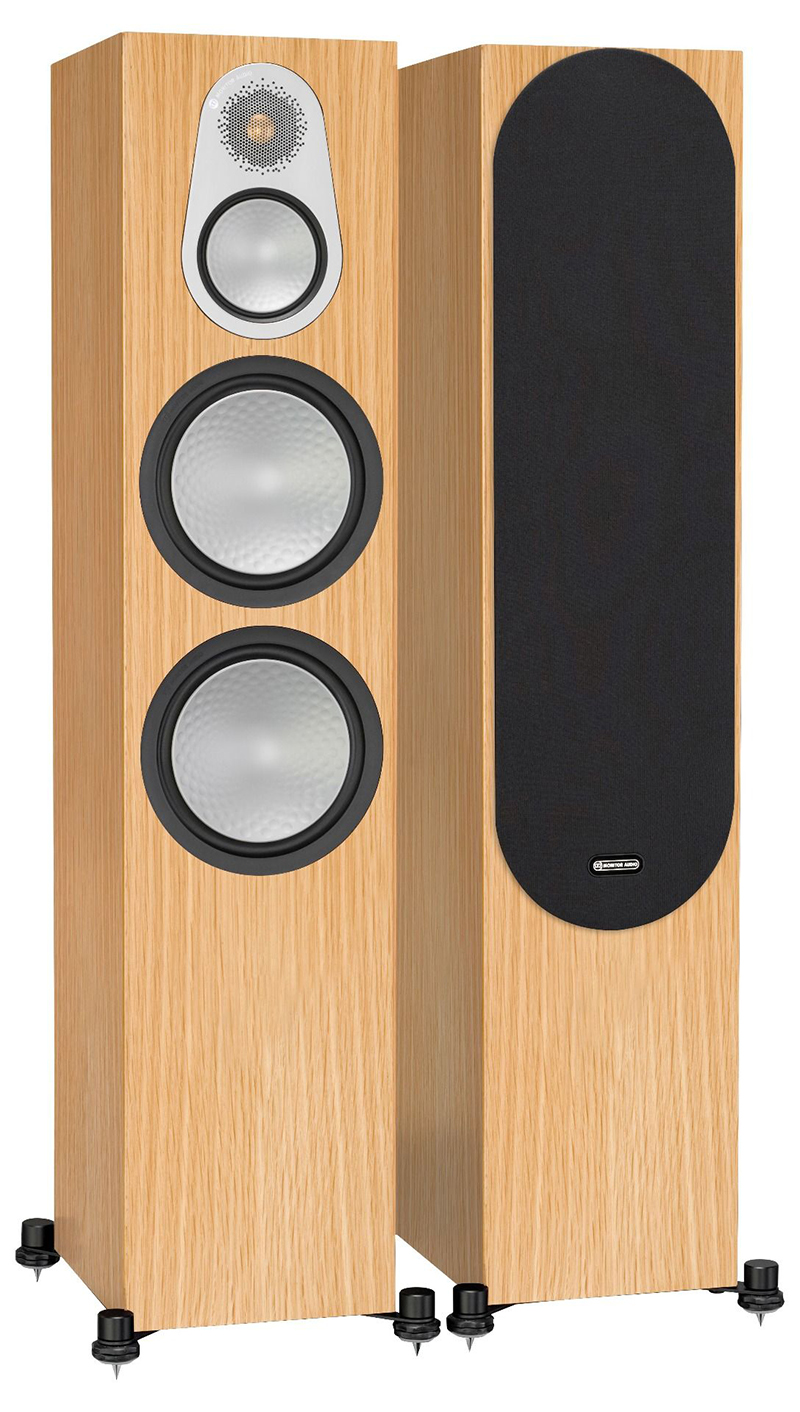 Monitor Audio Silver 500 Nat Oak