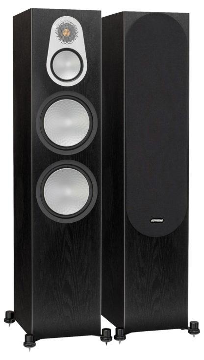 Monitor Audio Silver 500 Negro Madera