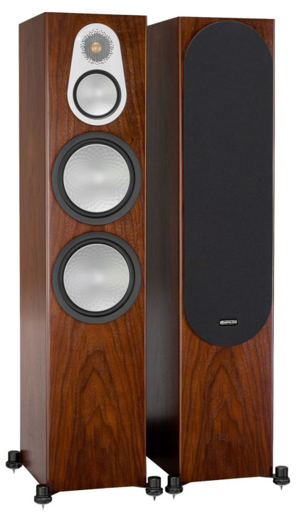 Monitor Audio Silver 500 Nogal