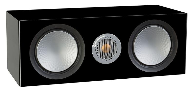 Monitor Audio Silver C150 Negro Lacado