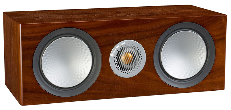 Monitor Audio Silver C150 Nogal
