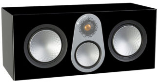 Monitor Audio Silver C350 Negro Lacado