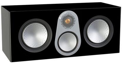 Monitor Audio Silver C350 Negro Lacado