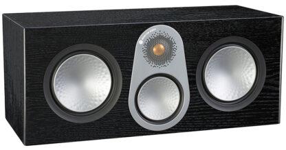 Monitor Audio Silver C350 Negro Madera