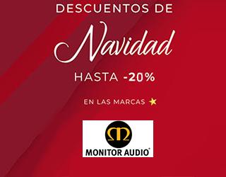 Monitor Audio Navidad 2020