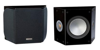 Monitor Audio Silver FX Negro Lacado