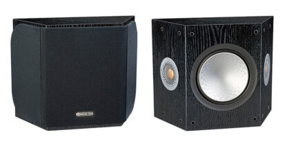 Monitor Audio Silver FX Negro Madera