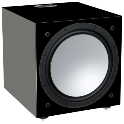 Monitor Audio Silver W12 Negro Lacado