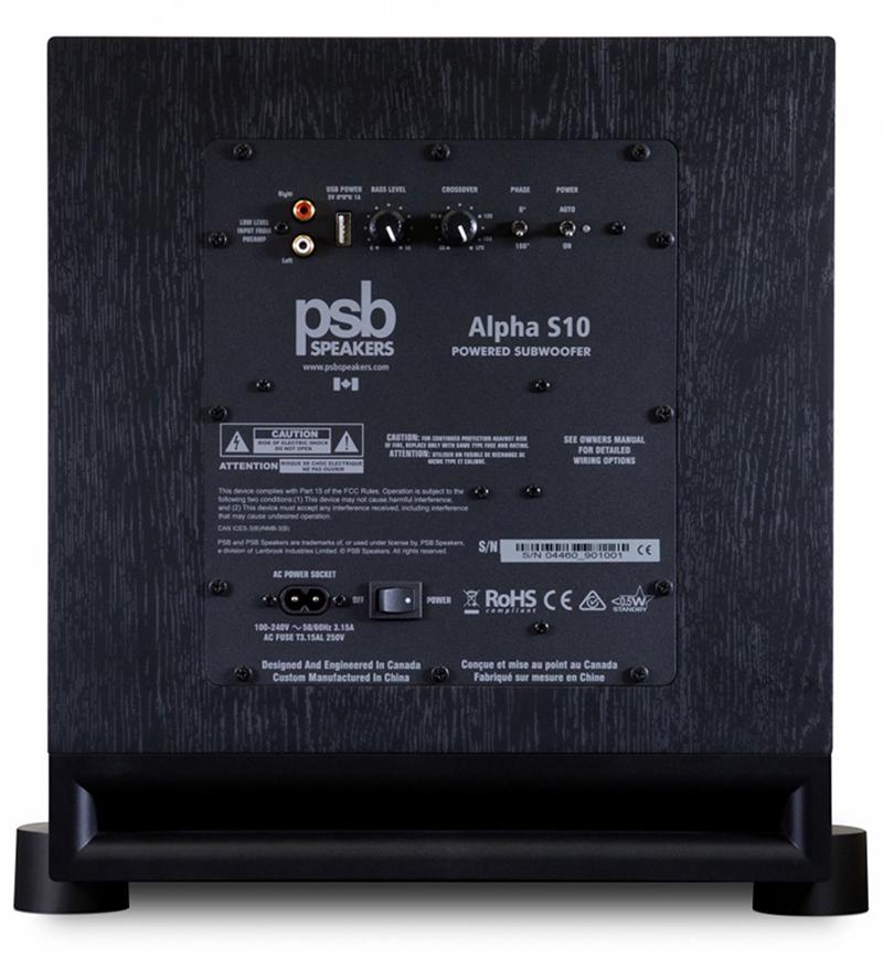 PSB Alpha S10