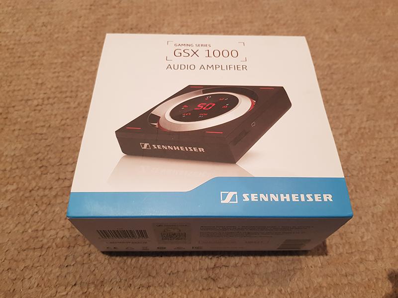 Sennheiser GSX1000