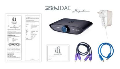 ifi Zen Dac Signature