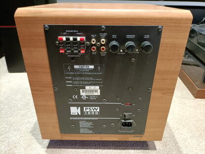 KEF PSW1000