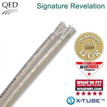 QED Signature Revelation