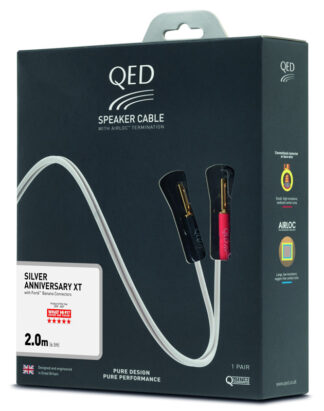 QED Reference Silver Anniversary XT