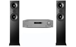 Cambridge Audio AXR100D + SX80