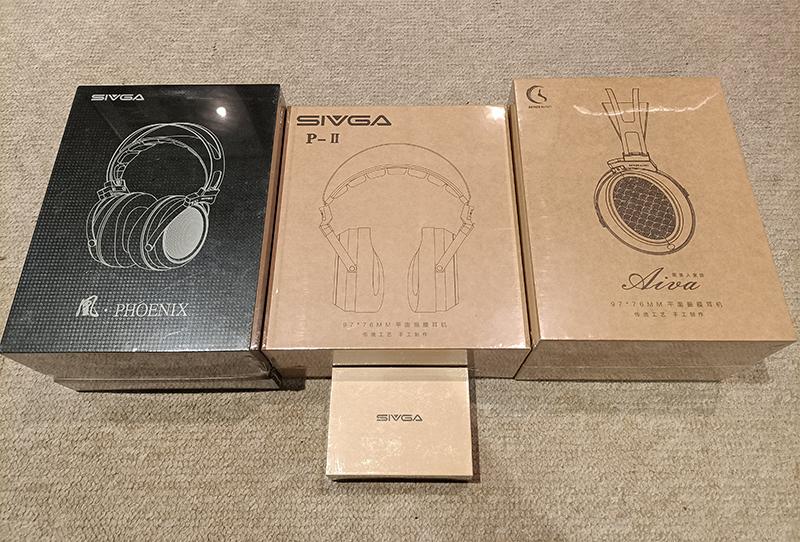 Sivga + Sendy Audio
