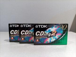 """TDK CDing2 90"""""""