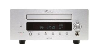 Vincent CD-200 Silver