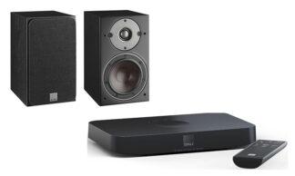 Dali Oberon 1 C + Dali Sound Hub Compact Black
