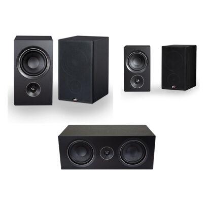 PSB Pack P5 + C10 + P3 Black