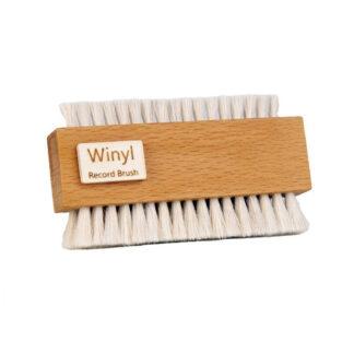 Winyl Double Record Brush