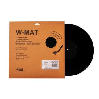 Winyl W-Mat Acrílico Negro