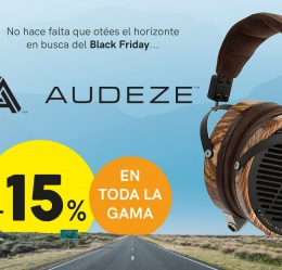 Audeze, Horizonte Black Friday