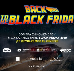Back to the Black Friday