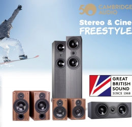 Ofertas en altavoces estéreo Cambridge Audio