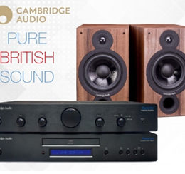 Cambridge Audio Pure British Sound