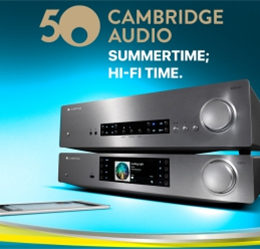 Cambridge Audio Summertime