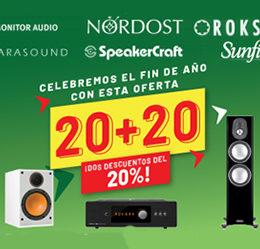 Monitor Audio20-20